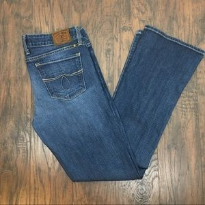 Lucky Lola Medium Vincente Boot cut Jeans 8